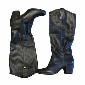 Mossimo Supply Co Heeled Riding Boots - Sz 7